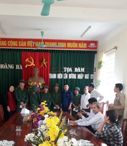Hội liên hiệp phụ nữ xã Hoằng Hà: Nhiều hoạt động thi đua lập thành tích  chào mừng ngày Quốc tế Phụ nữ 8/03